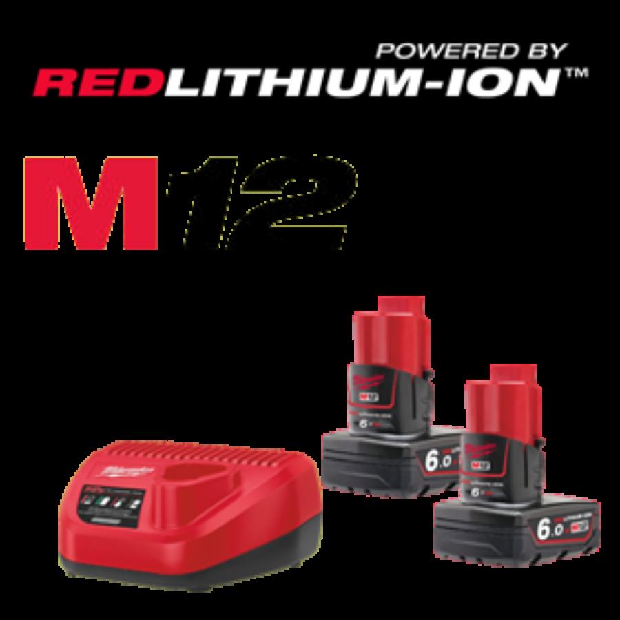 Milwaukee M12 Akkumulátoros Multi-Tool | C12 MT-402B (4933441705)