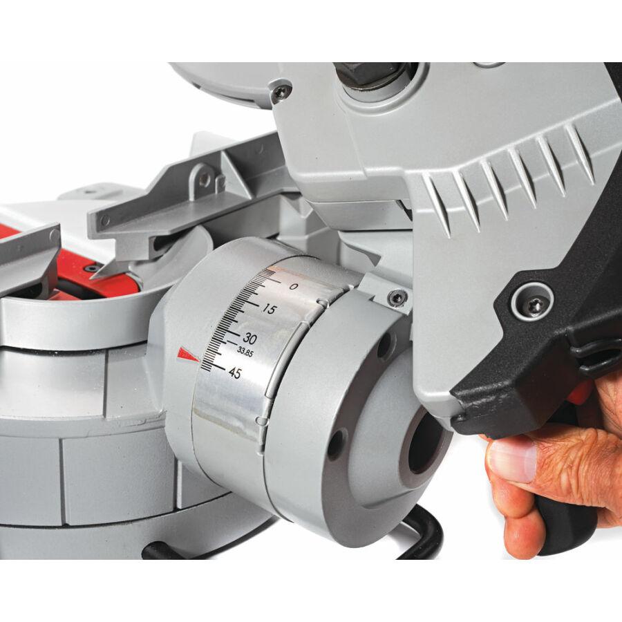 MS 216 SB 8 1/2˝ colos (216 mm ) kompakt gérvágó integrált vezetőszánnal