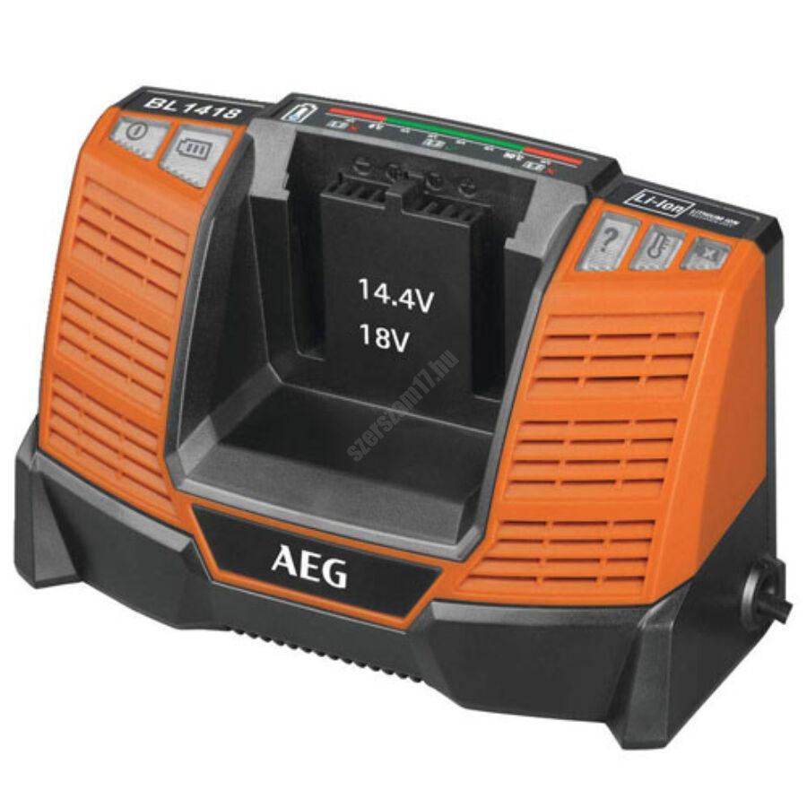 AEG Li-ion akkumulátor töltő, 14.4 - 18 V   BL1418 (4932464542)