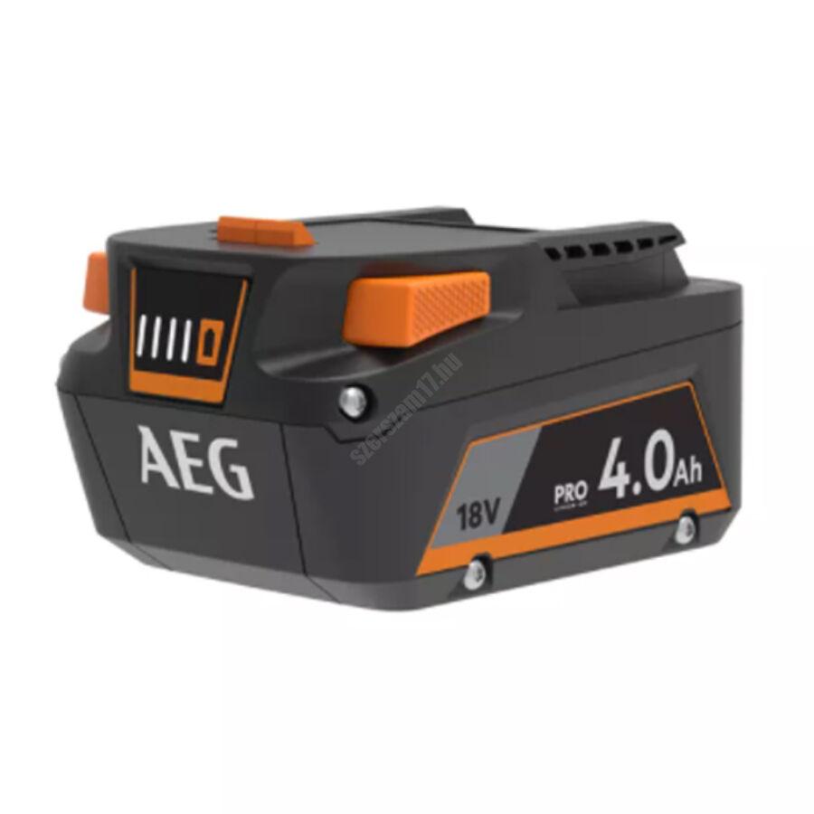 AEG 4.0 Ah subcompact akkumulátor   L1840S (4935478636)