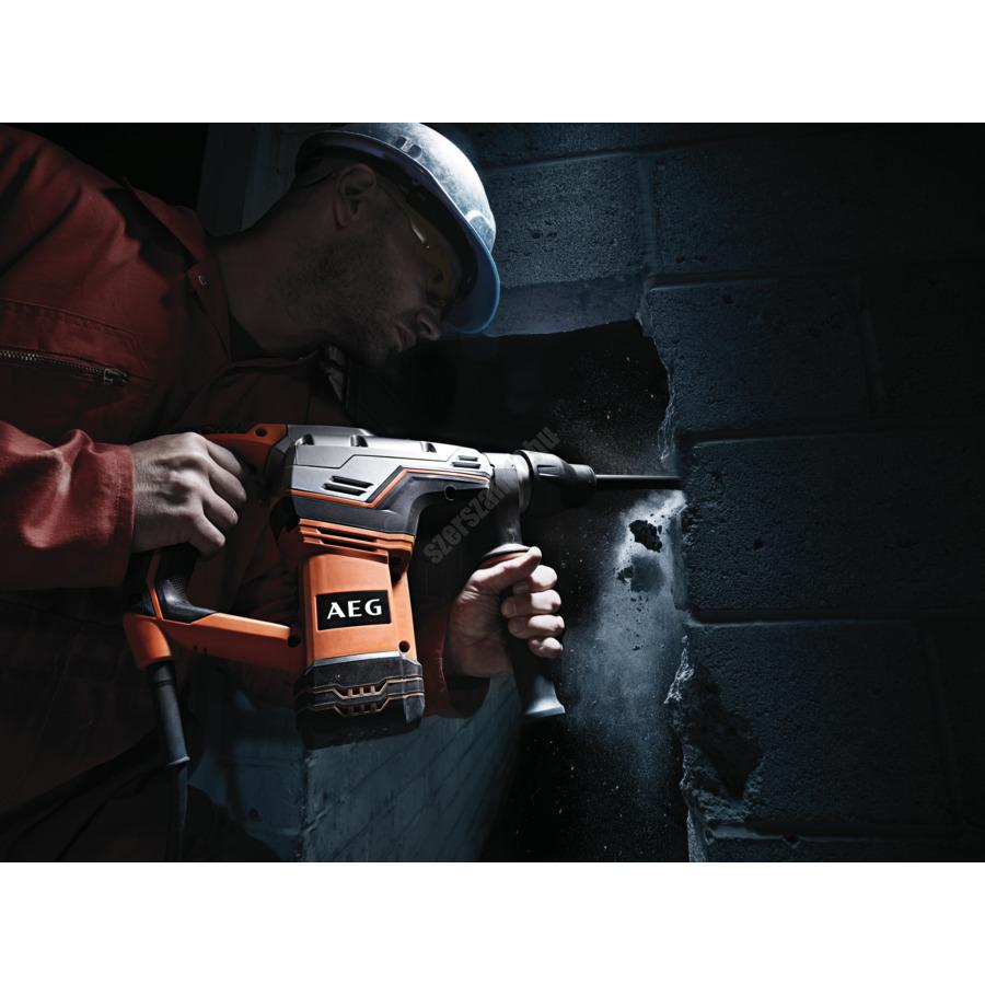 AEG 1100 W SDS-Max bontókalapács, pótfogantyú, 4 m kábel (7,5J) | MH 5 G (4935443170)