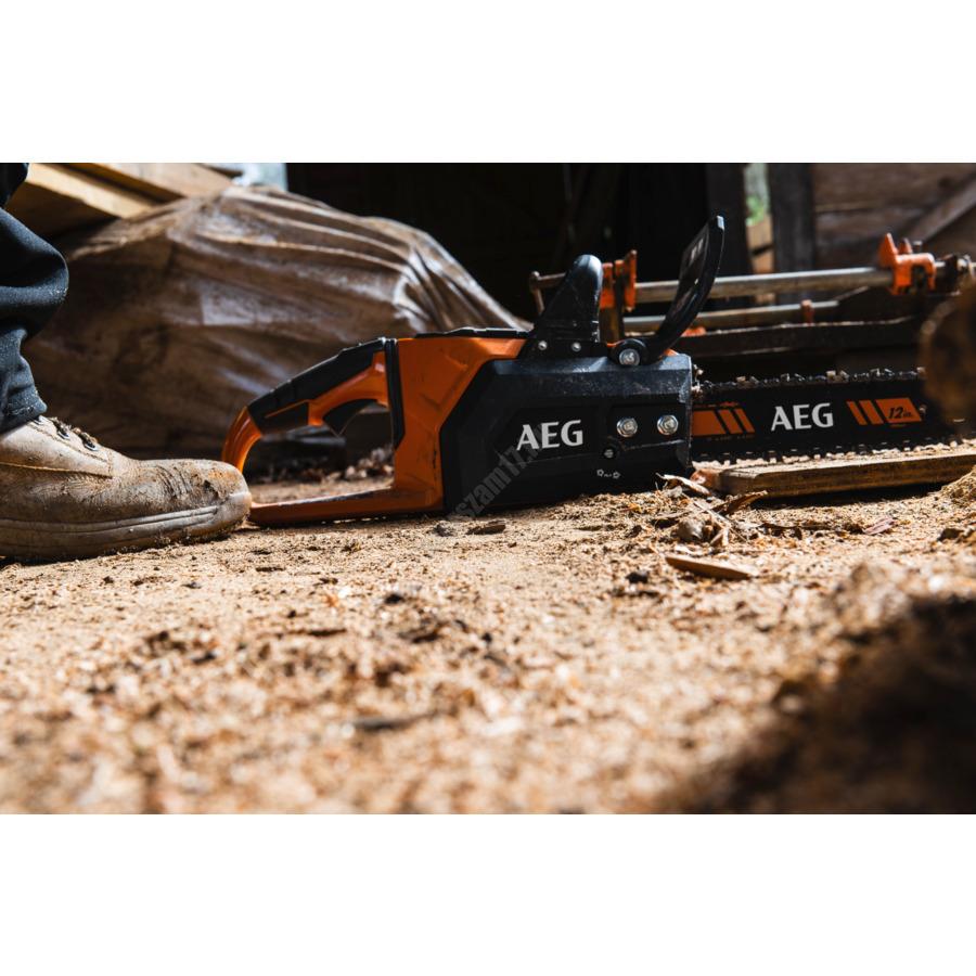 AEG 18 V szénkefe nélküli láncfűrész I ACS18B30 (4935471337)