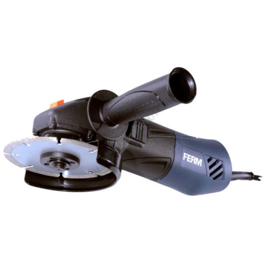 Ferm vezetékes sarokcsiszoló, 125 mm, 850 W   (AGM1087)