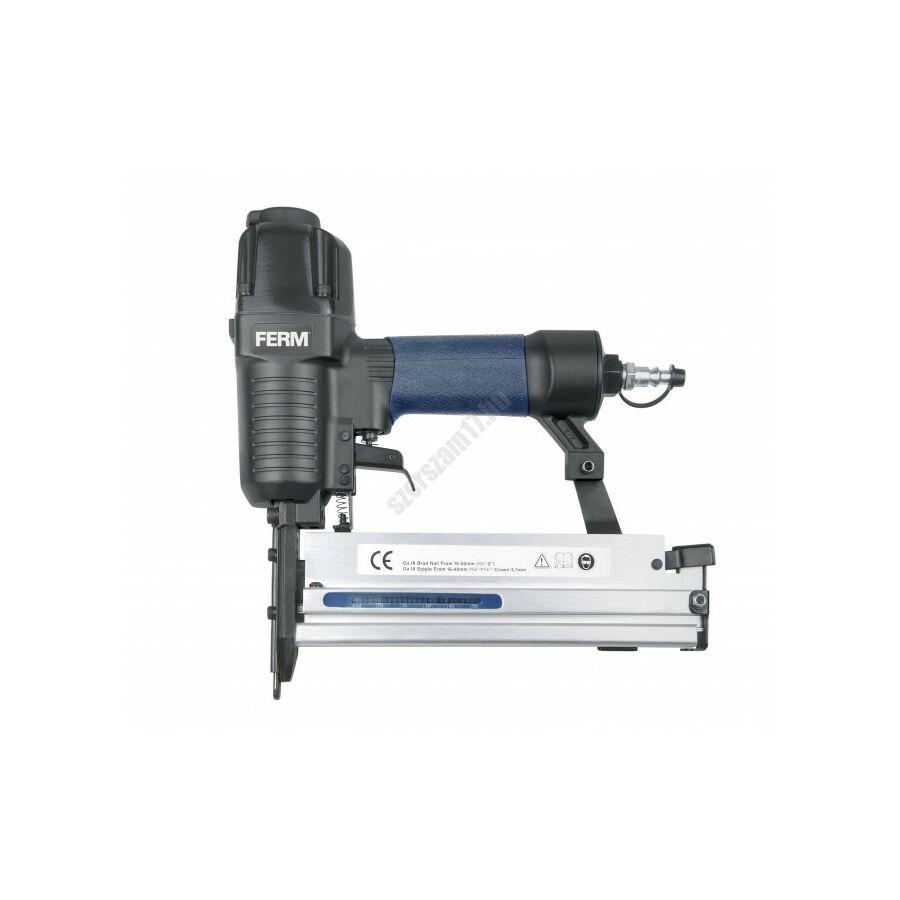 Ferm Pneumatikus szögbelövő és tűzőgép | (ATM1051)