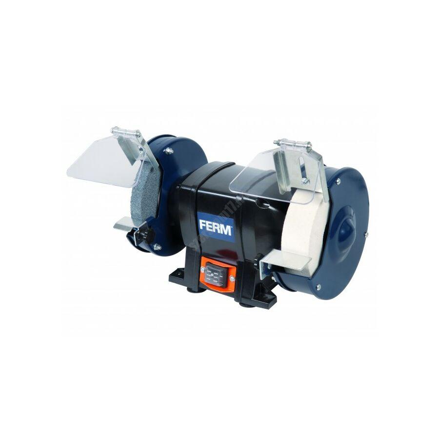Ferm kettős köszörű, 150×20 mm, 150×40 mm, 250 W   FSMW-250/150 (BGM1020)