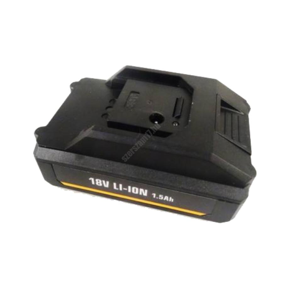 Ferm akkumulátor 18 V, 1.5 Ah | CDM1120 (CDA1087)