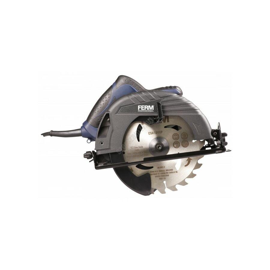 Ferm körfűrész, 190 mm, 1050 W   (CSM1041)