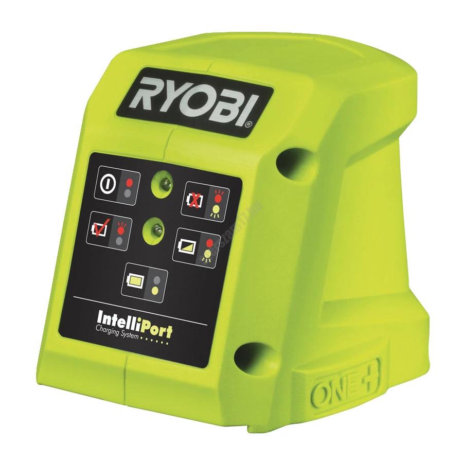 Ryobi 18 V, 45 perces gyorstöltő 1,3 Ah akkuhoz   RC18115 (5133003589)