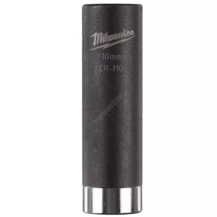 Milwaukee ¼″ dugókulcs, 10 mm | 4932478004