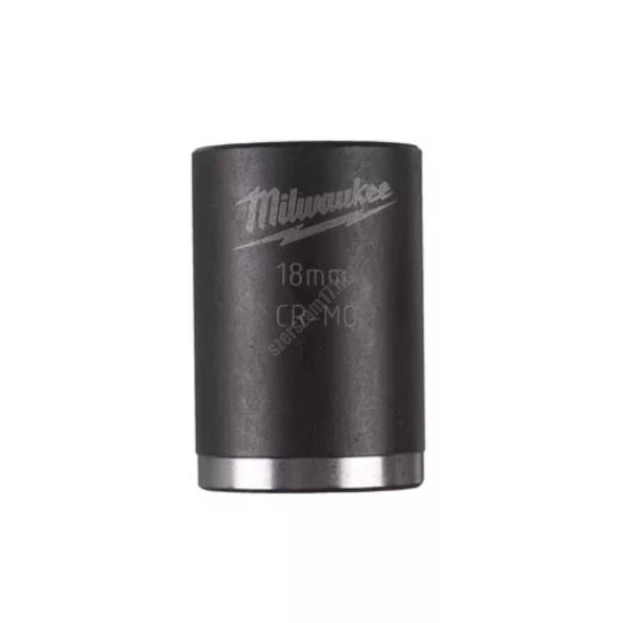 Milwaukee ⅜ ″ shockwave™ impact duty dugókulcs, 18 mm, rövid | 4932478017
