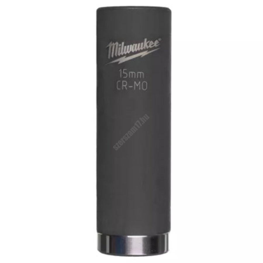 Milwaukee ⅜ ″ shockwave™ impact duty dugókulcs, 15 mm, hosszú | 4932478027