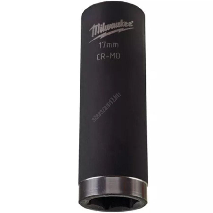 Milwaukee ⅜ ″ shockwave™ impact duty dugókulcs, 17 mm, hosszú | 4932478029