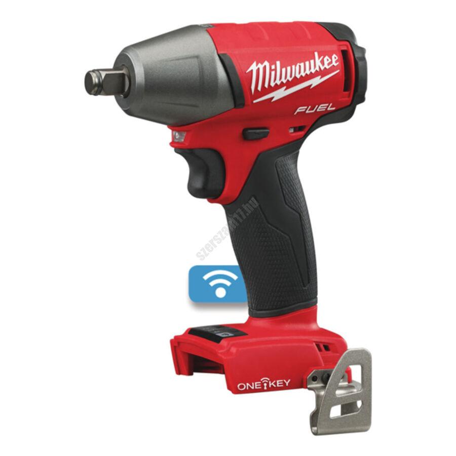 Milwaukee M18 One-Key 1/2 Ütvecsavarozó biztosítógyűrűvel   ONEIWF12-0 (4933451153)