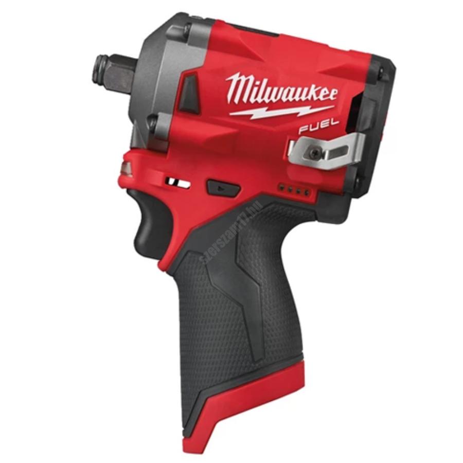 Milwaukee M12 Fuel Ütvecsavarozó   FIWF12-0 (4933464615)