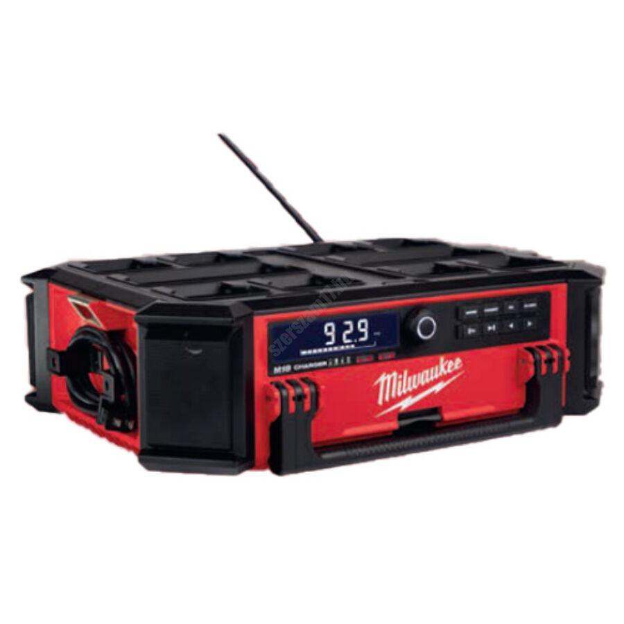 Milwaukee M18 PACKOUT™ rádió / töltő | M18 PRCDAB+-0 (4933472112)