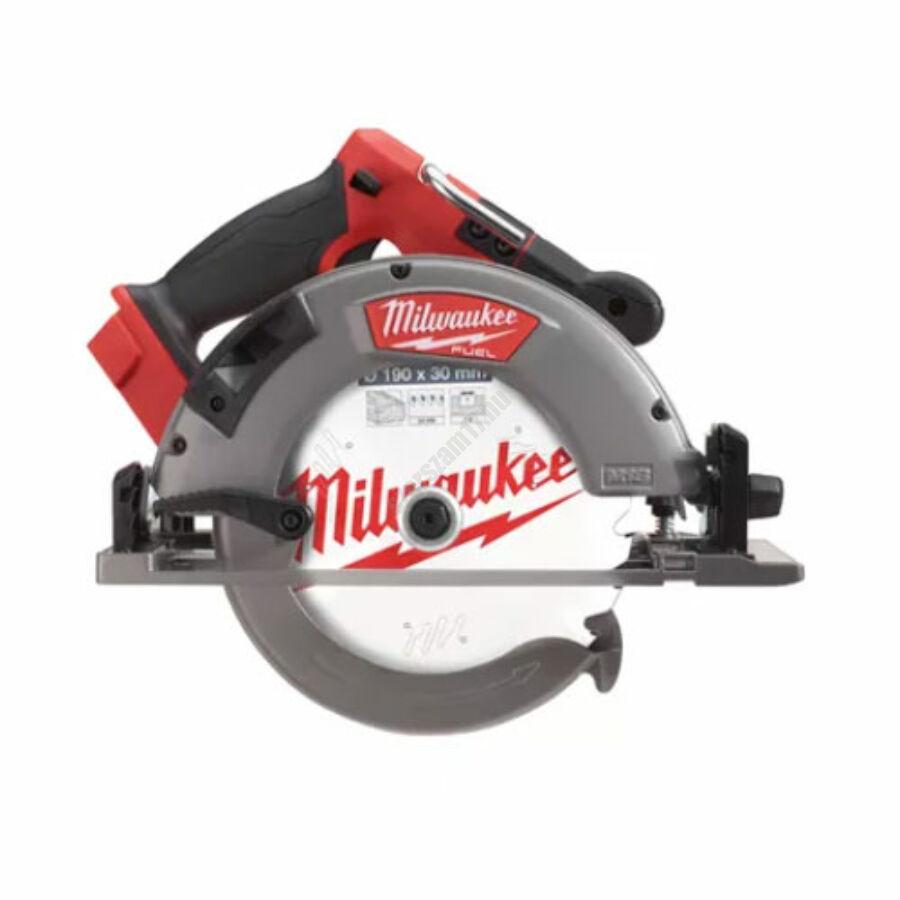 Milwaukee M18 FUEL™ 66 mm körfűrész fához és műanyaghoz, vezetősínnel kompatibilis | M18 FCSG66-0 (4933472163)