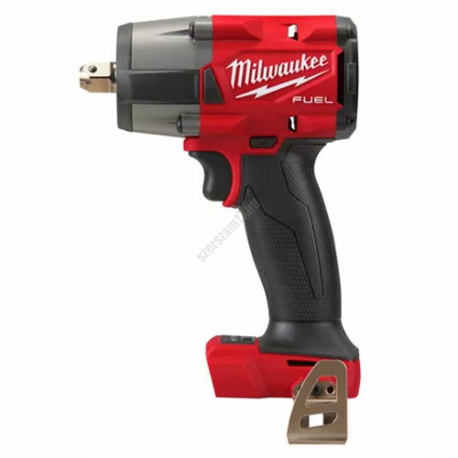 Milwaukee M18 FUEL™ ½″ közepes nyomatékú ütvecsavarozó rögzítőcsappal | M18 FMTIW2P12-0X (4933478452)