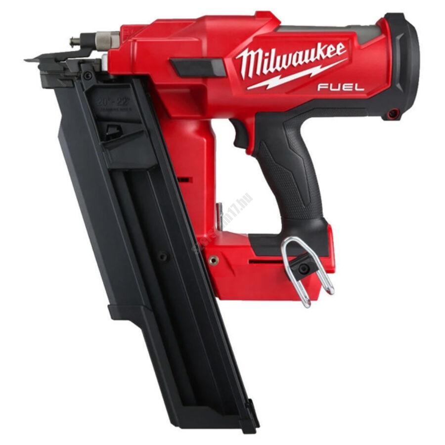 Milwaukee M18 FUEL 21° szerkezetépítő szegbelövő   M18FFN21-OC (4933478993)