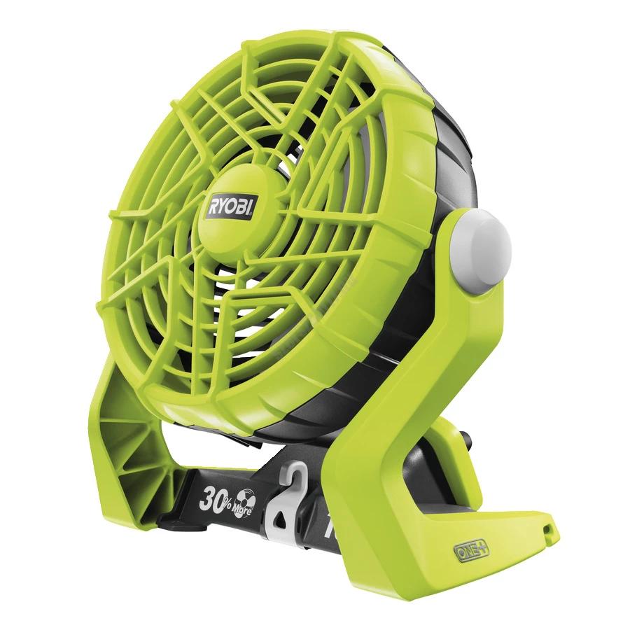 Ryobi 18 V ventilátor, akkumulátor és töltő nélkül | R18F-0 (5133002612)