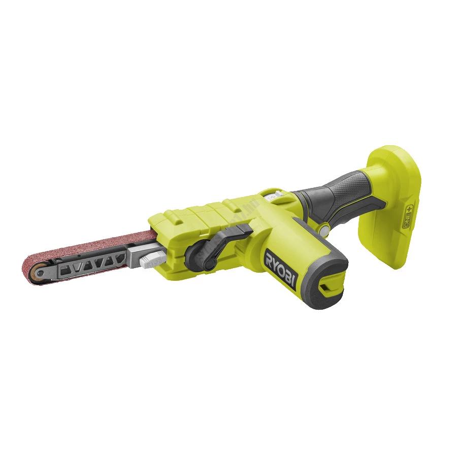 Ryobi 18 V keskeny szalagcsiszoló/reszelő, akkumulátor és töltő nélkül   R18PF-0 (5133004179)
