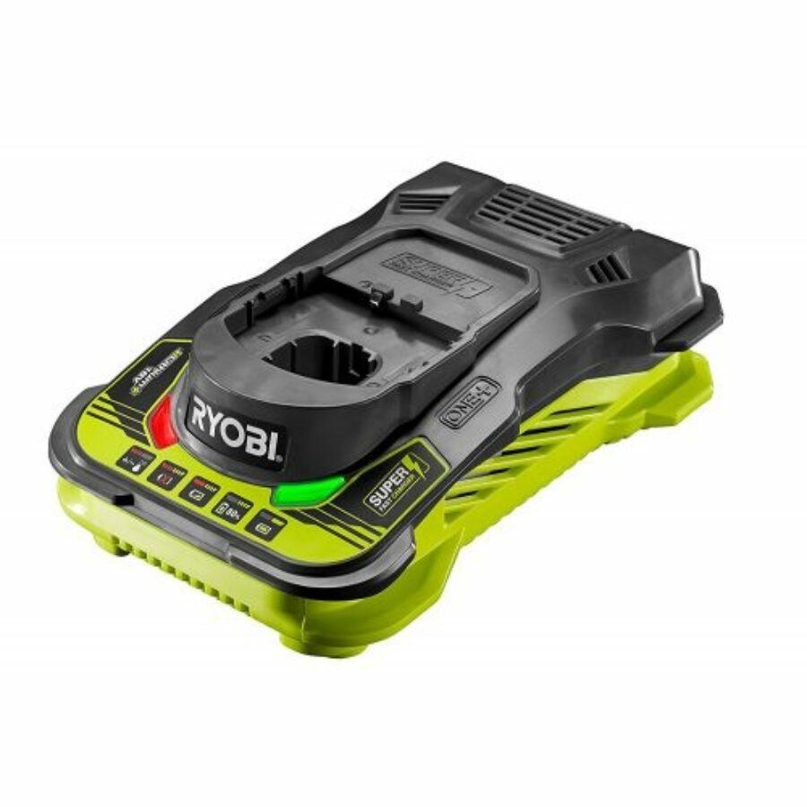 Ryobi 18 V, 60 perces töltő 5,0 Ah akkuhoz | RC18-150 (5133002638)
