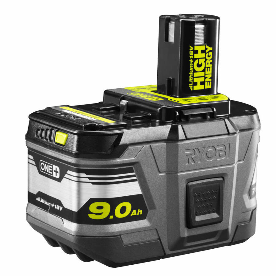Ryobi 1x 18 V (9,0 Ah) Lithium+ HIGH ENERGY akkumulátor   RB18L90 (5133002865)